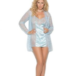 Baby-Doll with Lace Jacket 4352
