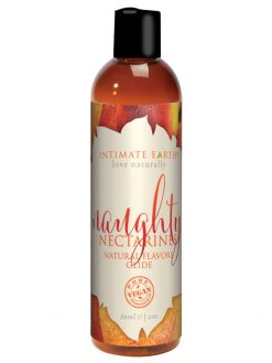 Intimate Earth Naughty Nectarines Glide 60ml