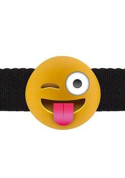 Wink Emoji Gag