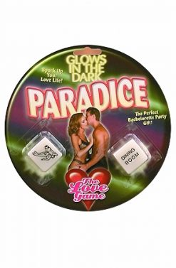 Paradice Glow in the Dark Dice