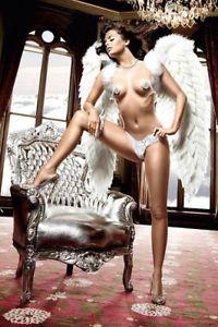 White Lace Thong 3013